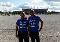 Tysiące biegaczy w stolicy, a wśród nich zawodnicy klubu Feniks