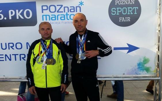 Zawodnicy Feniksa z Koroną Maratonów Polskich!