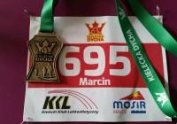 Feniks na najstarszym biegu w Kielcach