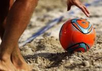 Nauka Beach Soccera z największymi światowymi gwiazdami!