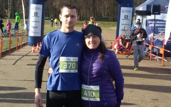 Grand Prix City Trail 2015/2016 w Łodzi z biegaczami Feniksa