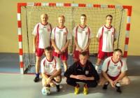 Drugie miejsce Opoki w halowym turnieju w Radomsku