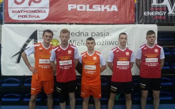 Debiut LKS Feniks Opoczno w Mistrzostwach Polski w Siatkonodze