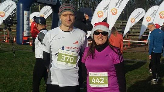 Rekordy na Grand Prix City Trail w Łodzi i start biegaczy LKS Feniks