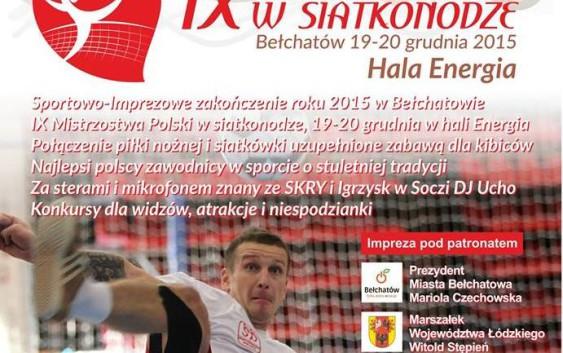 LKS Feniks zadebiutuje w Mistrzostwach Polski w siatkonodze