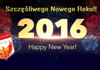 Zdrowia i sukcesów w 2016 roku!