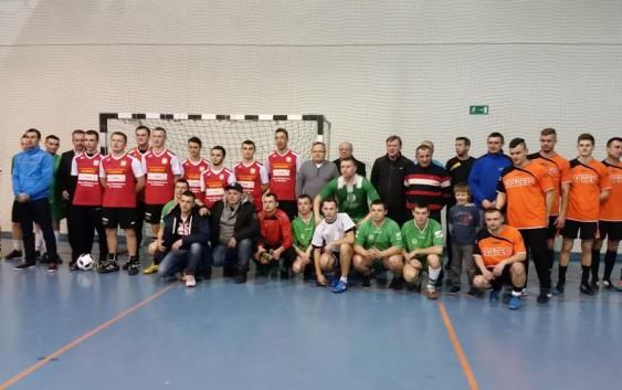 Gminne Mistrzostwa LZS w Halowej Piłce Nożnej Seniorów