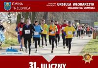31. Uliczny Bieg Sylwestrowy w Trzebnicy z LKS Feniks