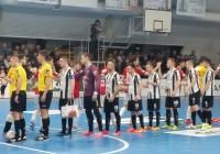 Feniks Opoczno na meczu kolejki Futsal Ekstraklasy