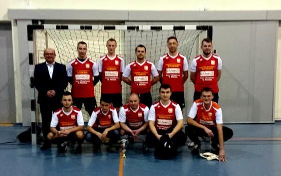 III miejsce Feniksa w Mistrzostwach Powiatu Opoczyńskiego w Halowej Piłce Nożnej