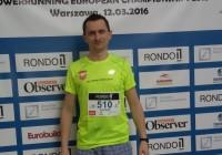 Zawodnik LKS Feniks na Mistrzostwach Europy w biegach po schodach
