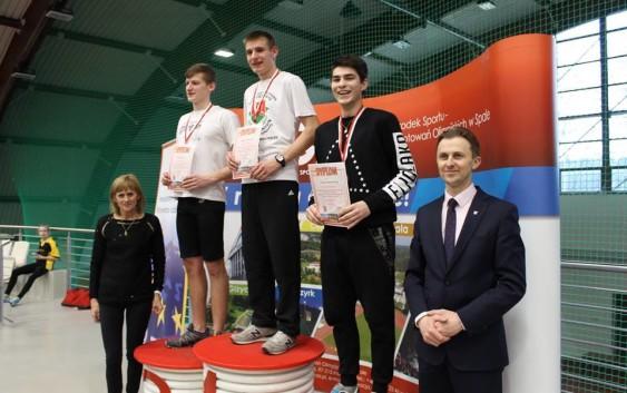 Biegacz Feniksa Mistrzem Powiatu Opoczyńskiego na 1500m