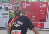 Feniks Opoczno na Orlen Warsaw Marathon 2016