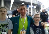 DOZ Maraton Łódź z debiutującym biegaczem LKS Feniks Opoczno
