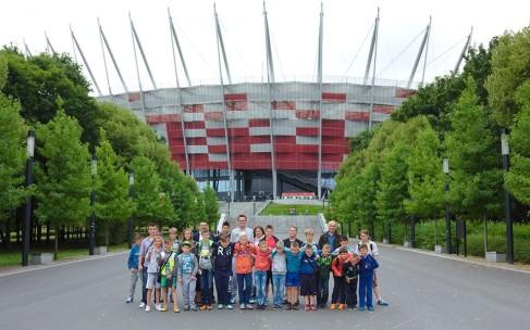 Feniks z Opoką będą promować piłkę nożną wśród najmłodszych