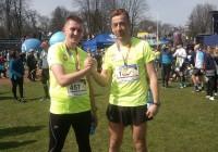 Biegacze Feniksa Opoczno na VI Pabianickim Półmaratonie
