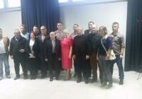 Członkowie LKS Feniks w Zarządzie Powiatowym Rady LZS
