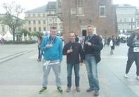 15. PZU Cracovia Maraton z biegaczami Feniksa