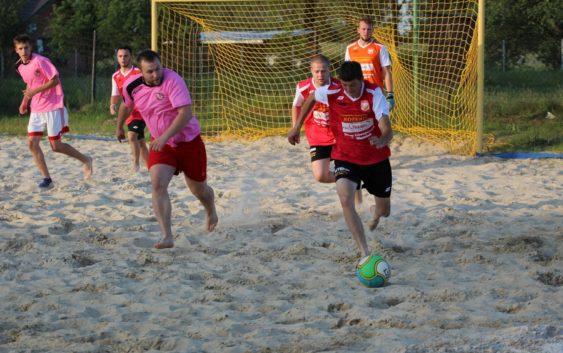 I liga Beach Soccera – Jak się uczyć to od najlepszych