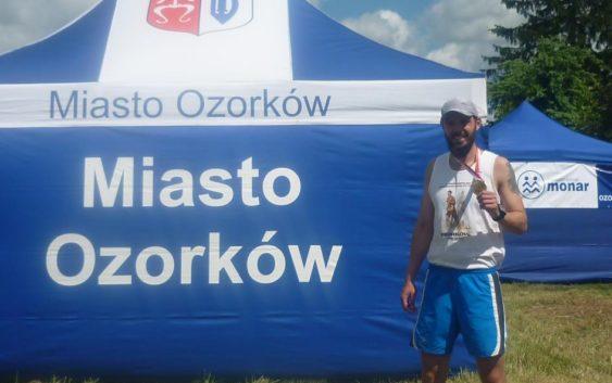 VIII Ogólnopolski Supermaraton z Feniksem w Ozorkowie