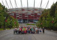 Wycieczka z Opoką oraz Feniksem do Warszawy i spotkanie z Mistrzem Świata