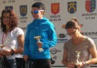 MTBCrossMaraton i kolejne podium biegaczki Feniksa