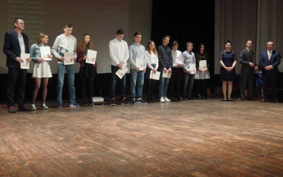 Feniks na Podsumowaniu Roku Sportowego 2016 w Powiecie Opoczyńskim