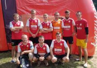 Słoneczny futbol z drużyną LKS Feniks Opoczno w Lublinie