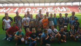 Opoka z Feniksem kolejny raz promowała piłkę nożną wśród najmłodszych